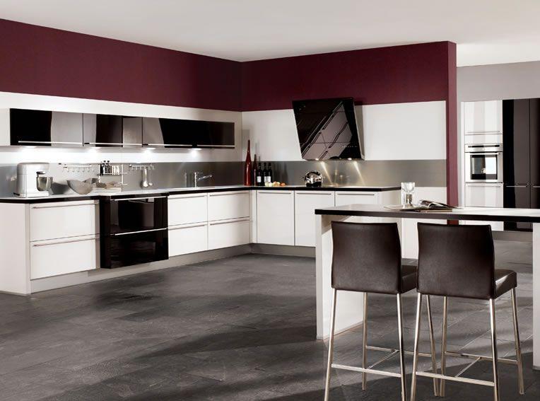 keukenmodellen keukennummer 33845. Black Bedroom Furniture Sets. Home Design Ideas